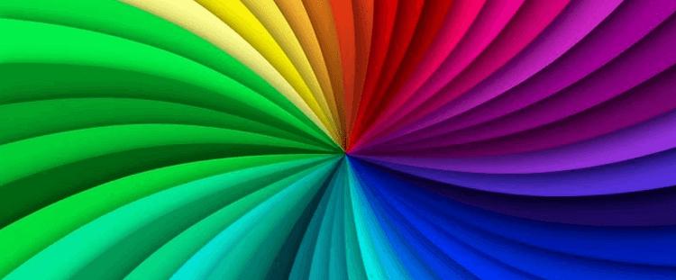 رنگ بسته بندی