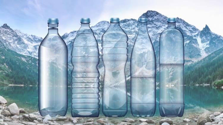 تشخیص آب معدنی واقعی
