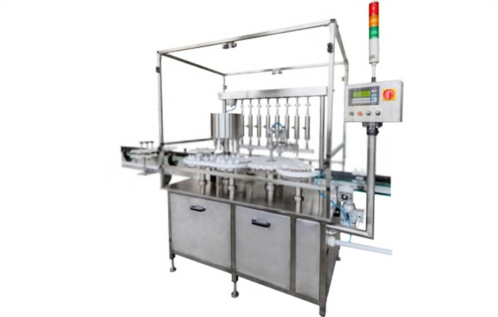 مشخصات فنی دستگاه پرکن پمپی مایعات