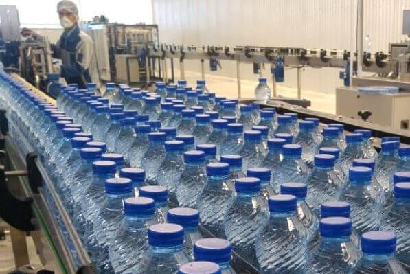 طرح تولیدی آب معدنی