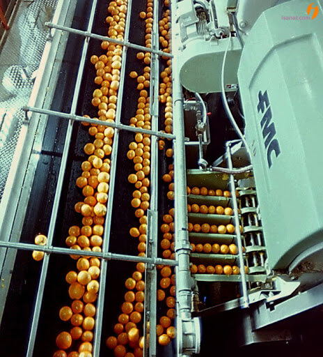 تهیه آب میوه از كنسانتره و تكنیك پركنی