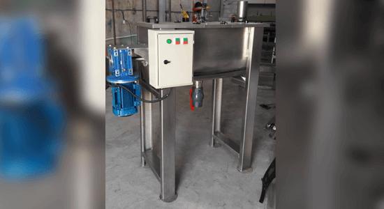 قابلیت های دستگاه بلندر میکسر پودر پاشا صنعت البرز