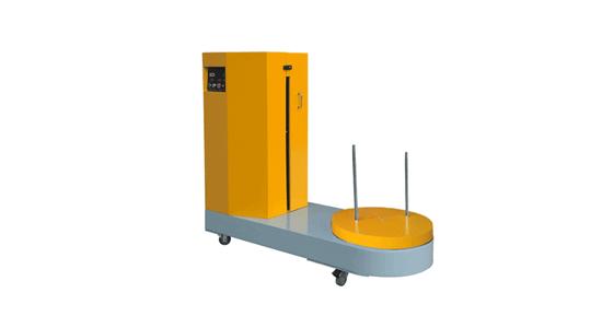 دستگاه استرچ پالت فرودگاهی