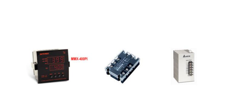 دستگاه ssr برای کنترل حرارت